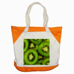 Kiwi 1 Accent Tote Bag by trendistuff
