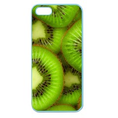 Kiwi 1 Apple Seamless Iphone 5 Case (color) by trendistuff