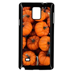 Pumpkins 2 Samsung Galaxy Note 4 Case (black) by trendistuff