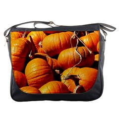 Pumpkins 3 Messenger Bags by trendistuff