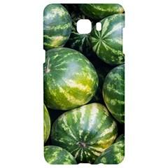 Watermelon 2 Samsung C9 Pro Hardshell Case  by trendistuff