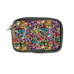 Artwork By Patrick Colorful 8 Coin Purse