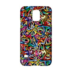 Artwork By Patrick Colorful 8 Samsung Galaxy S5 Hardshell Case  by ArtworkByPatrick