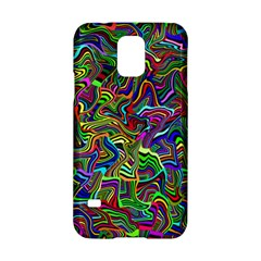 Artwork By Patrick Colorful 9 Samsung Galaxy S5 Hardshell Case  by ArtworkByPatrick