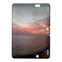 Red Sunset Rincon Puerto Rico Kindle Fire Hdx 8 9  Hardshell Case by sherylchapmanphotography