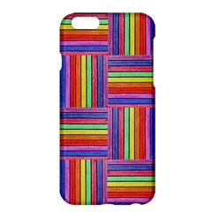 Artwork By Patrick Squares Apple Iphone 6 Plus/6s Plus Hardshell Case by ArtworkByPatrick