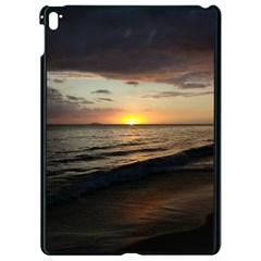 Sunset On Rincon Puerto Rico Apple Ipad Pro 9 7   Black Seamless Case by sherylchapmanphotography