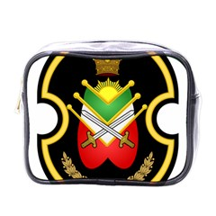 Shield Of The Imperial Iranian Ground Force Mini Toiletries Bags by abbeyz71
