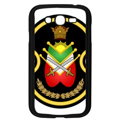 Shield Of The Imperial Iranian Ground Force Samsung Galaxy Grand Duos I9082 Case (black) by abbeyz71