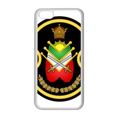 Shield Of The Imperial Iranian Ground Force Apple Iphone 5c Seamless Case (white) by abbeyz71