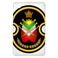 Shield Of The Imperial Iranian Ground Force Samsung Galaxy Tab Pro 8 4 Hardshell Case by abbeyz71