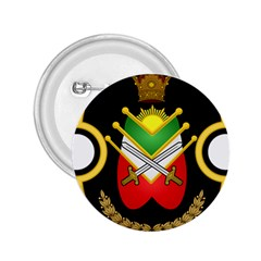 Shield Of The Imperial Iranian Ground Force 2 25  Buttons by abbeyz71