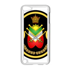 Shield Of The Imperial Iranian Ground Force Apple Ipod Touch 5 Case (white) by abbeyz71