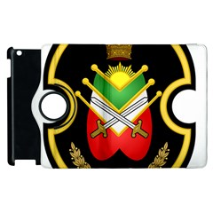 Shield Of The Imperial Iranian Ground Force Apple Ipad 3/4 Flip 360 Case by abbeyz71