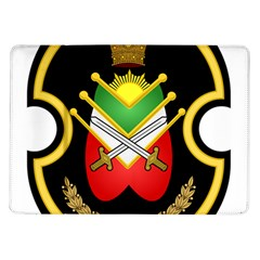 Shield Of The Imperial Iranian Ground Force Samsung Galaxy Tab 10 1  P7500 Flip Case by abbeyz71