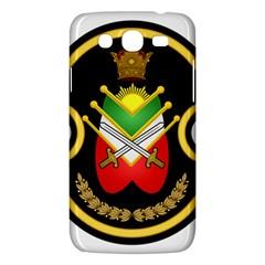 Shield Of The Imperial Iranian Ground Force Samsung Galaxy Mega 5 8 I9152 Hardshell Case  by abbeyz71