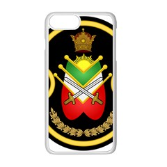 Shield Of The Imperial Iranian Ground Force Apple Iphone 8 Plus Seamless Case (white) by abbeyz71