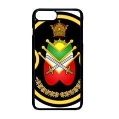 Shield Of The Imperial Iranian Ground Force Apple Iphone 8 Plus Seamless Case (black) by abbeyz71