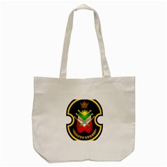 Shield Of The Imperial Iranian Ground Force Tote Bag (cream) by abbeyz71