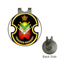 Shield Of The Imperial Iranian Ground Force Hat Clips With Golf Markers by abbeyz71
