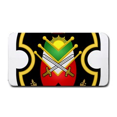 Shield Of The Imperial Iranian Ground Force Medium Bar Mats by abbeyz71
