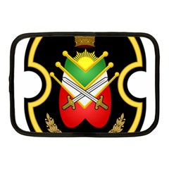 Shield Of The Imperial Iranian Ground Force Netbook Case (medium)  by abbeyz71