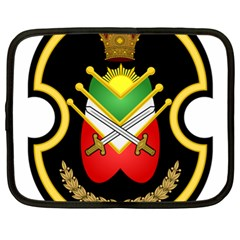 Shield Of The Imperial Iranian Ground Force Netbook Case (xl)  by abbeyz71