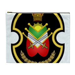 Shield Of The Imperial Iranian Ground Force Cosmetic Bag (xl) by abbeyz71