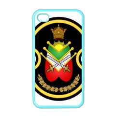 Shield Of The Imperial Iranian Ground Force Apple Iphone 4 Case (color) by abbeyz71