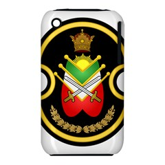 Shield Of The Imperial Iranian Ground Force Iphone 3s/3gs by abbeyz71