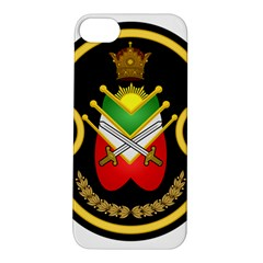 Shield Of The Imperial Iranian Ground Force Apple Iphone 5s/ Se Hardshell Case by abbeyz71