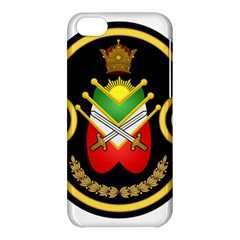 Shield Of The Imperial Iranian Ground Force Apple Iphone 5c Hardshell Case by abbeyz71