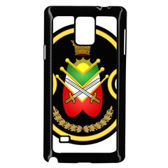 Shield Of The Imperial Iranian Ground Force Samsung Galaxy Note 4 Case (black) by abbeyz71