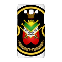 Shield Of The Imperial Iranian Ground Force Samsung Galaxy A5 Hardshell Case  by abbeyz71