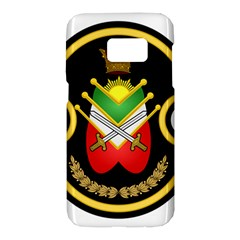 Shield Of The Imperial Iranian Ground Force Samsung Galaxy S7 Hardshell Case  by abbeyz71