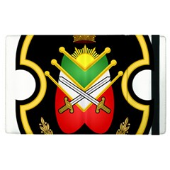 Shield Of The Imperial Iranian Ground Force Apple Ipad Pro 9 7   Flip Case by abbeyz71