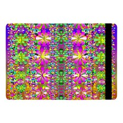Flower Wall With Wonderful Colors And Bloom Apple Ipad Pro 10 5   Flip Case