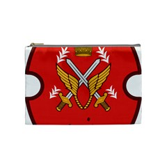 Seal Of The Imperial Iranian Army Aviation  Cosmetic Bag (medium)  by abbeyz71