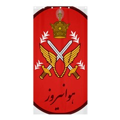 Seal Of The Imperial Iranian Army Aviation  Shower Curtain 36  X 72  (stall)  by abbeyz71