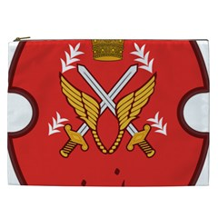 Seal Of The Imperial Iranian Army Aviation  Cosmetic Bag (xxl)  by abbeyz71