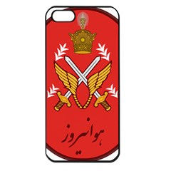 Seal Of The Imperial Iranian Army Aviation  Apple Iphone 5 Seamless Case (black) by abbeyz71