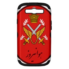 Seal Of The Imperial Iranian Army Aviation  Samsung Galaxy S Iii Hardshell Case (pc+silicone)