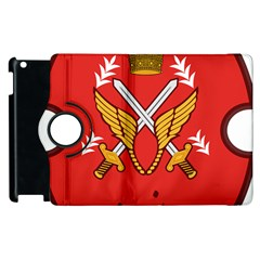 Seal Of The Imperial Iranian Army Aviation  Apple Ipad 3/4 Flip 360 Case by abbeyz71