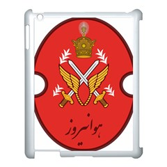 Seal Of The Imperial Iranian Army Aviation  Apple Ipad 3/4 Case (white) by abbeyz71