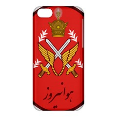 Seal Of The Imperial Iranian Army Aviation  Apple Iphone 5c Hardshell Case by abbeyz71