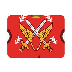 Seal Of The Imperial Iranian Army Aviation  Double Sided Flano Blanket (mini)  by abbeyz71