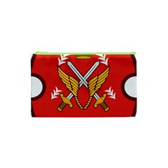Seal Of The Imperial Iranian Army Aviation  Cosmetic Bag (xs) by abbeyz71