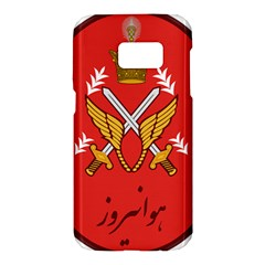 Seal Of The Imperial Iranian Army Aviation  Samsung Galaxy S7 Hardshell Case  by abbeyz71