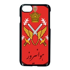 Seal Of The Imperial Iranian Army Aviation  Apple Iphone 8 Seamless Case (black) by abbeyz71