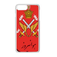 Seal Of The Imperial Iranian Army Aviation  Apple Iphone 8 Plus Seamless Case (white) by abbeyz71
